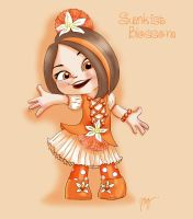 Sunkist Blossom by Whimsical-Waffles