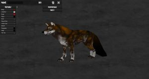 my first Wolf by DamiensWorld2