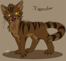 Tigerclaw by Yolly-anda