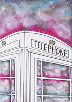Telephone Box by yo-yo09