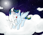 Art trade - Frozen Soul and Secret Chord by SidStraws