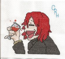 Drunk Spirit Albarn by Sew-Madd