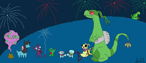 Happy 4th of July PMD-E!! by Sableyeguy