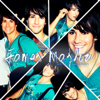 James Maslow Collage by Pawla-Nighttmare
