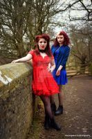 Paige and Zoe - Model Photography by KayleighBPhotography