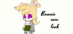 Bunnie new look by Ministoal