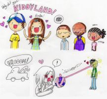 l4d2 doodles by PrincessBlackRabbit