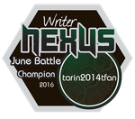 WN June Champion tarin2014tfan by sampsonknight