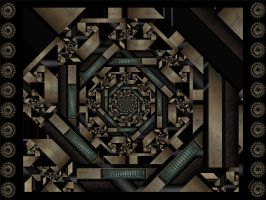 Rite of  S P R I N Gs and Gears by FractalEyes