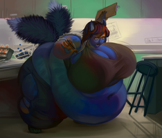 Blueberry Experiment 3 by 0pik-0ort