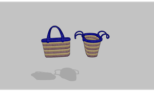 MMD Large bag by amiamy111