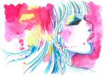 Colors I -AVAILABLE FOR SALE- 80 USD by Victoria-Rivero