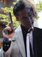Two Face Cosplay by Kritzkreig