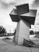 Box Car Monument by JANorlin