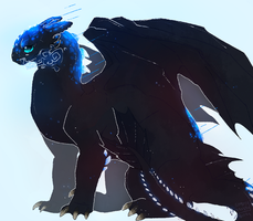 toothless by SimplyMisty