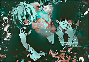 Tokyo Ghoul - Signature by CagBcn