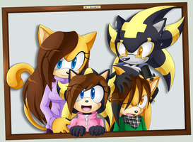 :: Family Portrait :: by MariahAcorn