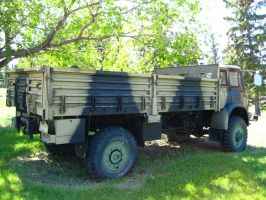 Truck cargo with winch by sidneyj06
