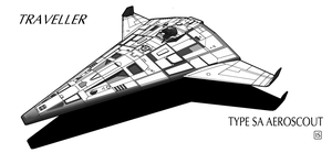 Traveller: Type SA Aeroscout by biomass