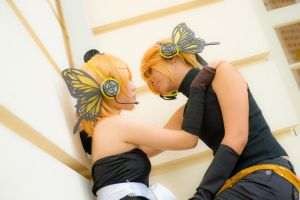 Vocaloid: Tell Me... by Piyon-Pyon