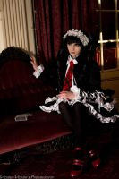 Celestia Ludenberg - For the dream by Arorea