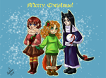 Merry Christmas by zoiocen