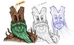 Grootbeard the Ent by flaming-trout