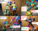 a day in the life of the turtles by lovefistfury