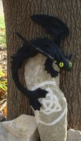 Updated Night Fury - Toothless by stephanielynn