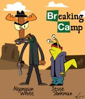 Breaking Camp by ZZTrujillo