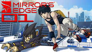 Mirror's Edge Thumbnail for 666thetalent by blue-hugo