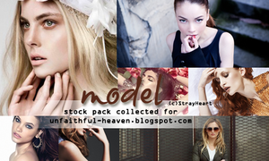 Stock pack #7 (models) by sasha9892