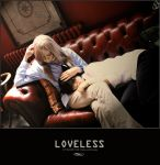 LOVELESS: I'll protect you... by rosiael