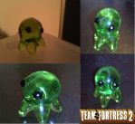 Glass Triboniophorus tyrannus by ROFL-BOT