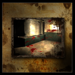 """horror"" Bathroom by Artush"