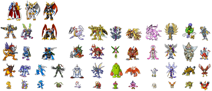 The Legend Of DigiDestined by EnoGreymon