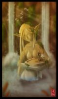 Shrine of Mother by Sylvant