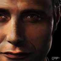 Hannibal Lecter - Perception is a Tool by thecannibalfactory
