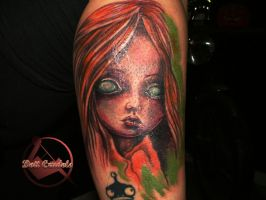 Living dead doll by dottcrudele