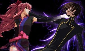 Lelouch and Lacus by naruto6393