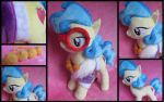 Charity Kindheart Plushie! by Jillah92
