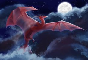 Red Dragon by lapriel
