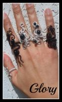 Rings by deviantGloria