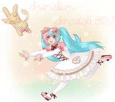 Dear Alice by LittleMacarons