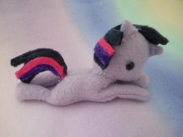 Mlp Fim Twilight Sparkle Beanie Plush by Tawny0wl