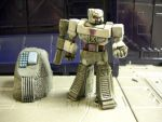 Transformers Megatron 15mm RPG miniature by Prowlcop