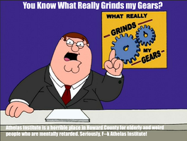 You Know What Really Grinds my Gears? 31 by darthraner83