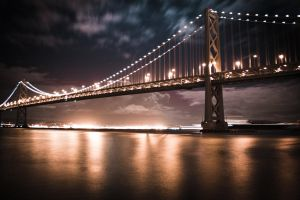 Bay Bridge by SeoxyS
