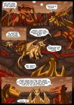 Magma and Lava pg26 by clacier