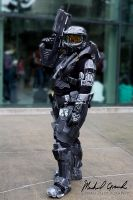 Halo Cosplay by GroahPhoto